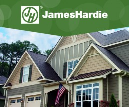James Hardie Siding products